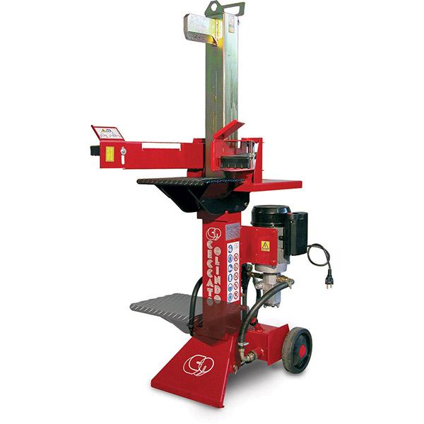 Električni sjekač drva BULL 6 – 8 tona