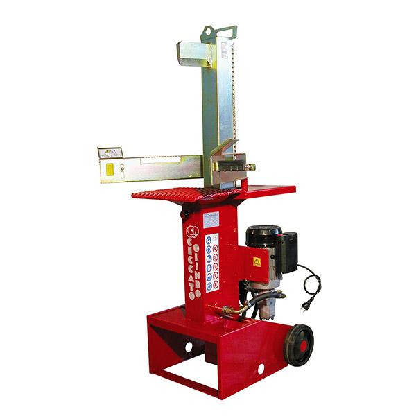 Električni kalač drva BULL 8 – 10 tona