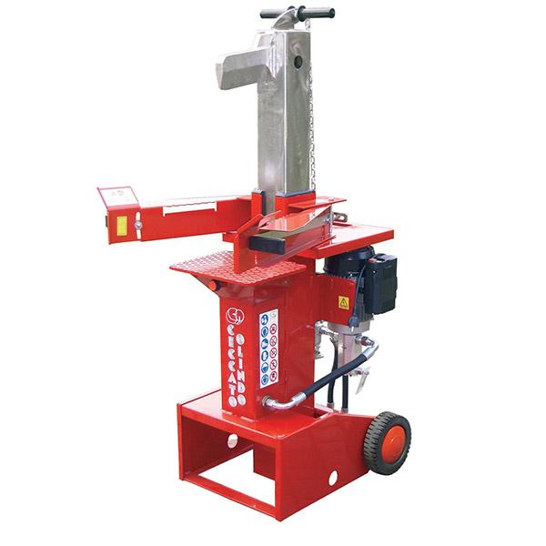 Električni cjepač drva BULL 12 tona