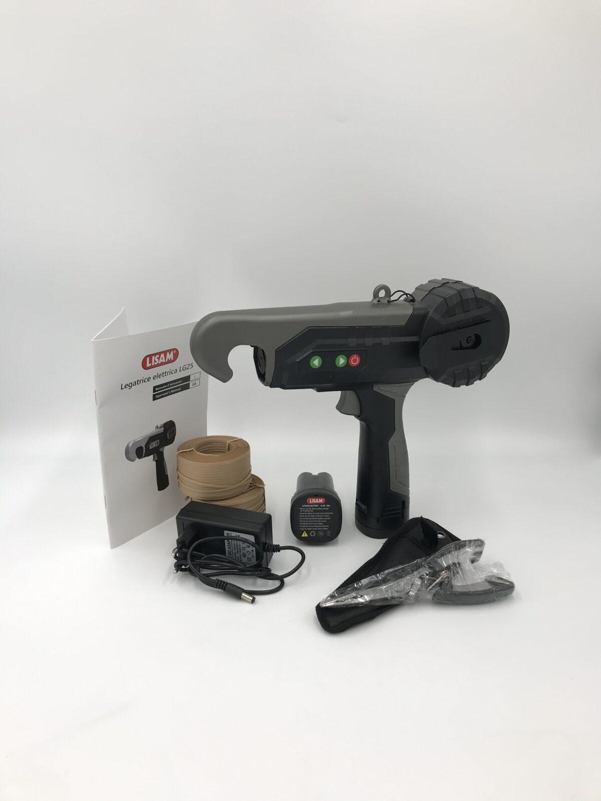Akumulatorska samovezačica za vinogradarstvo i voćarstvo