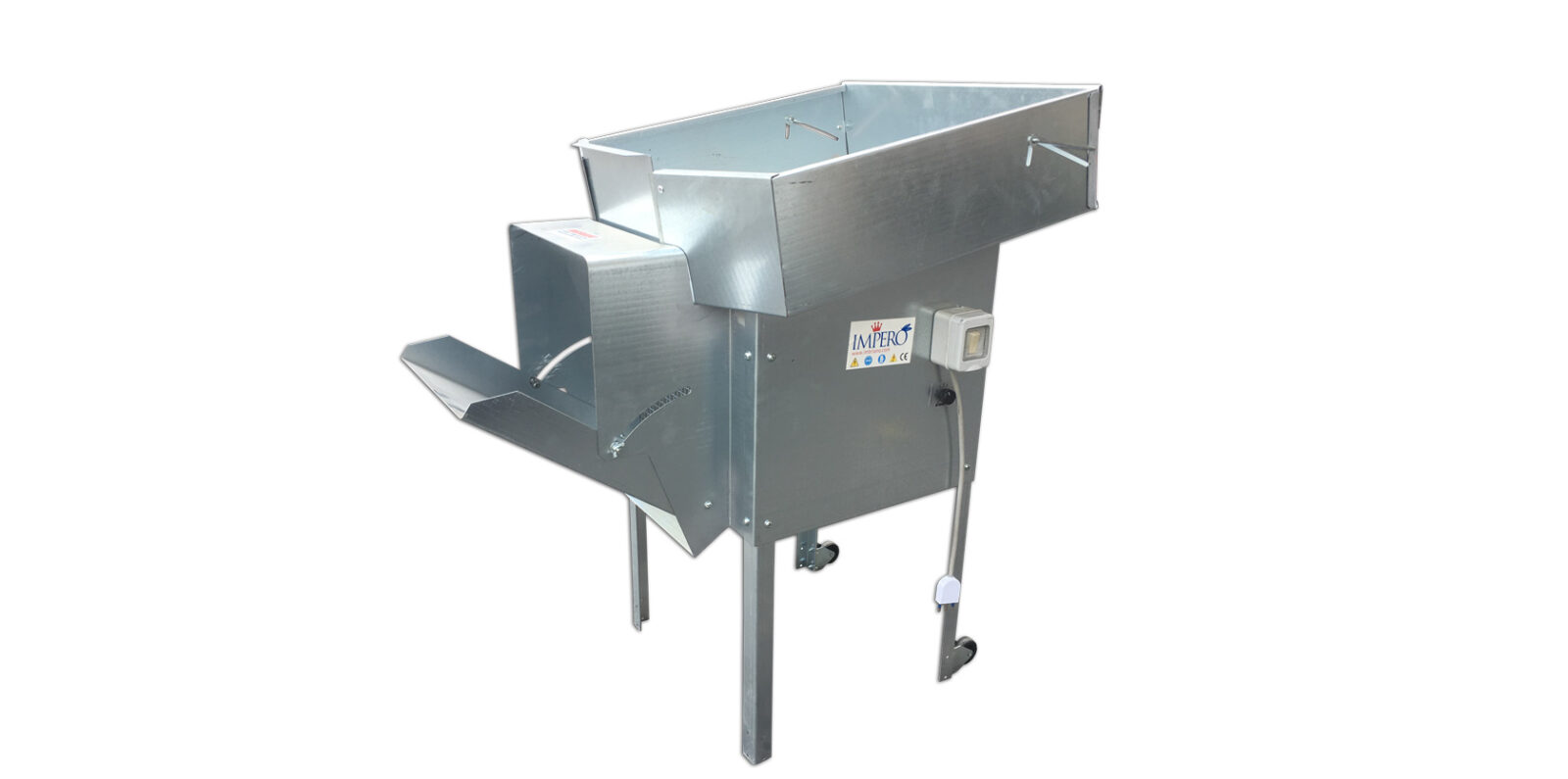 Električni stroj za čišćenje maslina