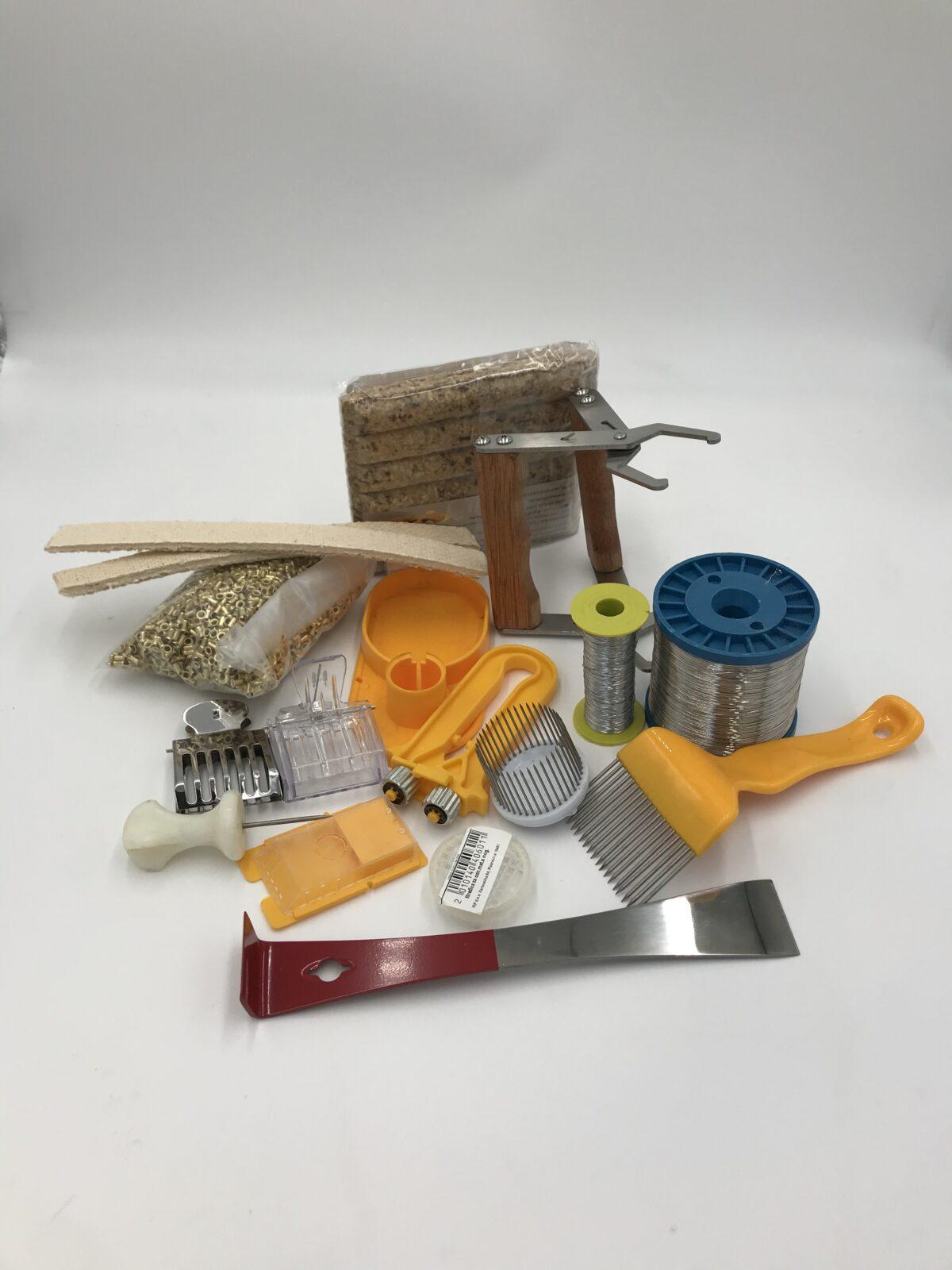 Pomoćni alati i lijekovi za pčele